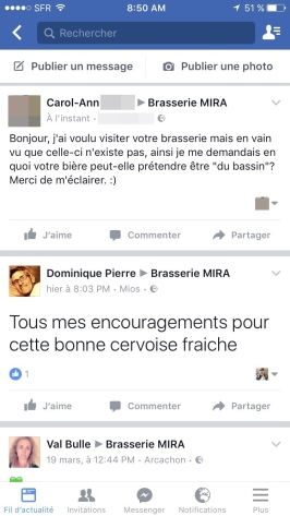 screen commentaire