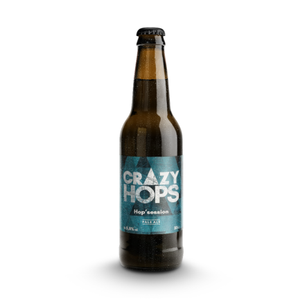 Crazy Hops - Hop'session (France)