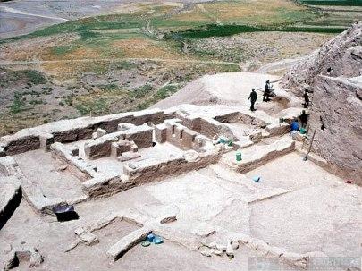 Site archéologique de Godin Tépé